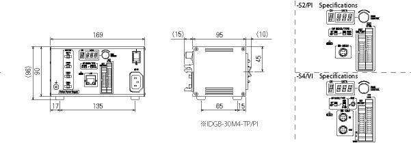 IDGB-30M4-**/** 図面